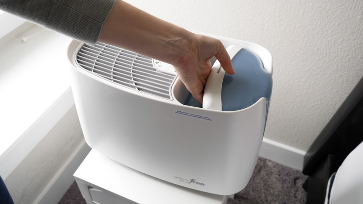 Honeywell Germ Free Cool Moisture Humidifier Review