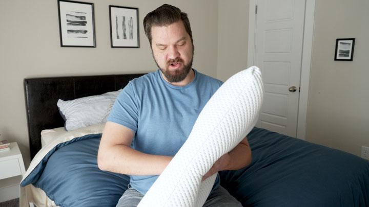 Amerisleep Comfort Classic Pillow Marten's Take
