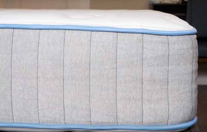 IDLE Sleep Hybrid Mattress - Construction