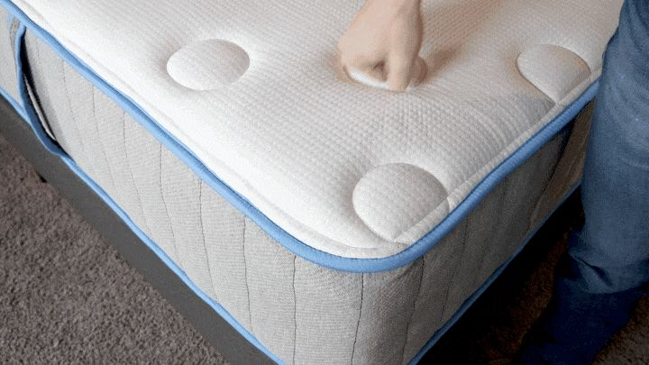 Idle Sleep Hybrid Mattress - Firmness And Feel