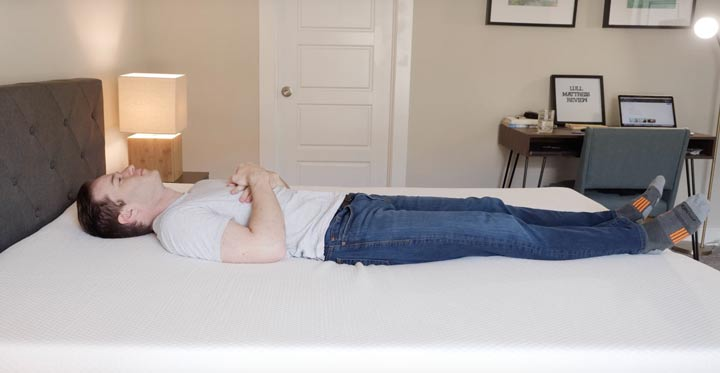 Lull Mattress - Great For Back Sleepers