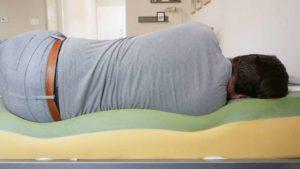 Casper Element Mattress - Side Sleeping