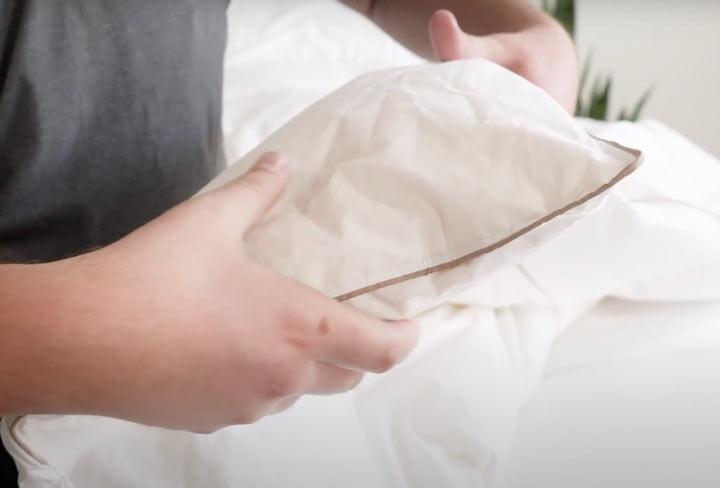 Fluffy Down Comforter