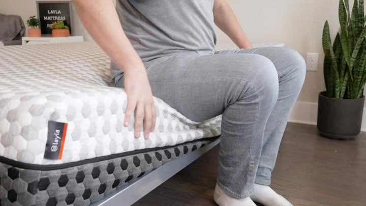 Layla Mattress - Edge Support