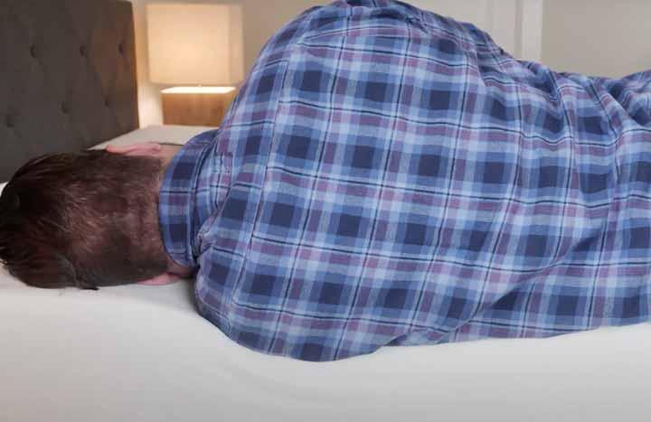 Sleeping On A Memory Foam Mattress