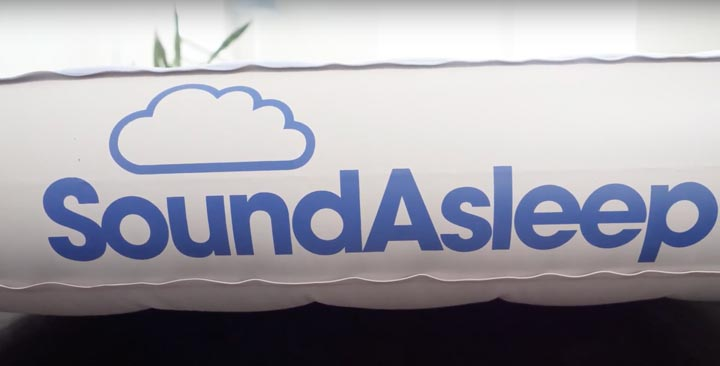 SoundAsleep Air Mattress Logo