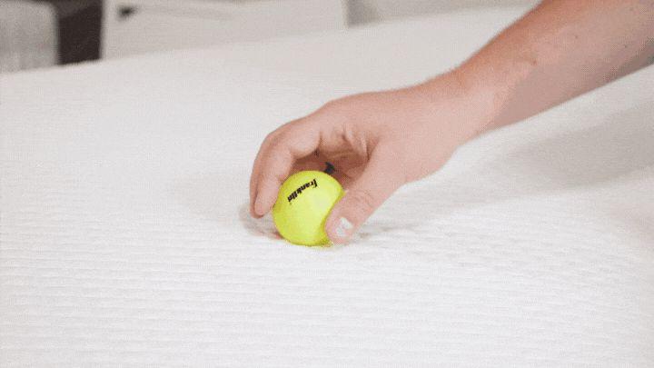 Idle Sleep Gel Foam - Firmness And Feel