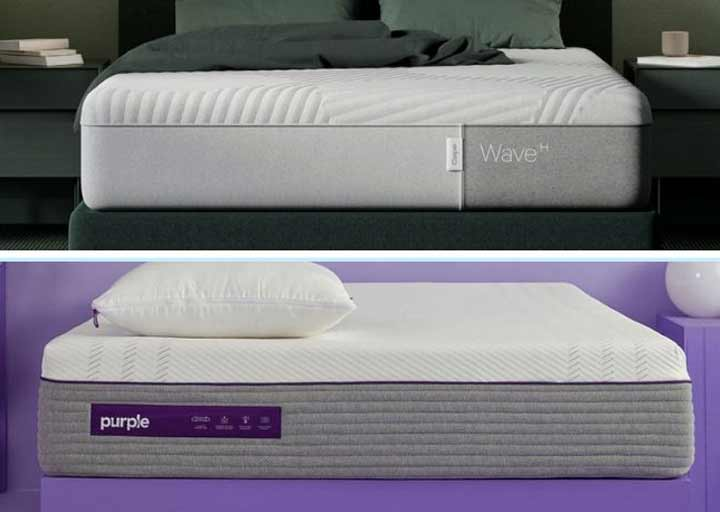 Casper Wave Hybrid Vs Purple Hybrid Premier