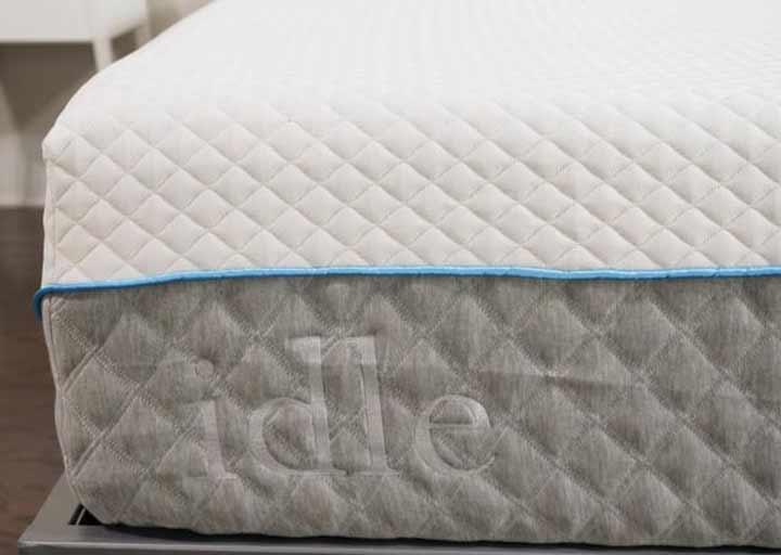 Idle Sleep Gel Foam Mattress Review