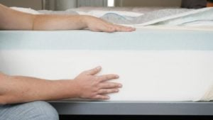 Idle Sleep Gel Foam Mattress - Construction