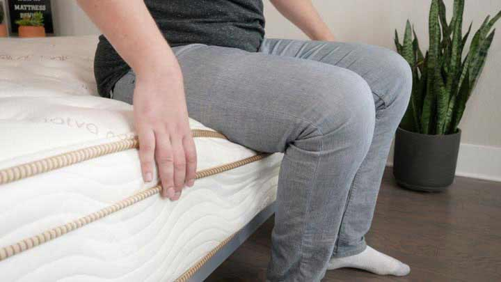 Saatva Mattress - Edge Support