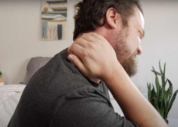 Best Mattress For Neck And Shoulder Pain