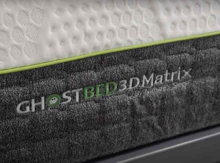 GhostBed 3D Matrix Mattress Review