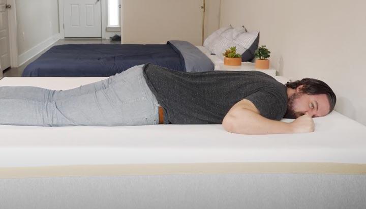 Helix Dawn - Stomach Sleeping