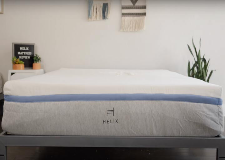 Helix Moonlight Mattress Review