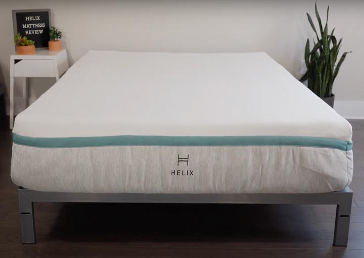 Helix Sunset Mattress Review