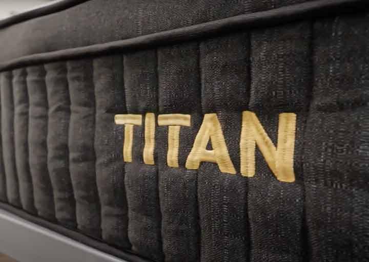 Titan Luxe Hybrid Mattress Review
