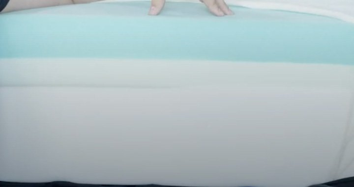 Nectar Classic Mattress - Construction