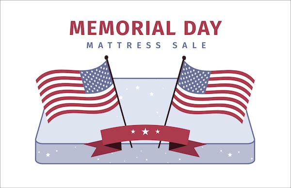 Memorial Day Sales Banner