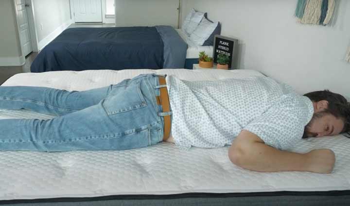 Plank Hybrid - Stomach Sleeping