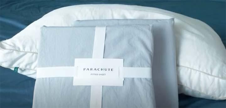 Parachute Percale Sheets