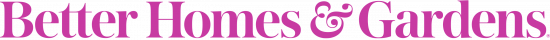 Better Homes and Gardens pink logo